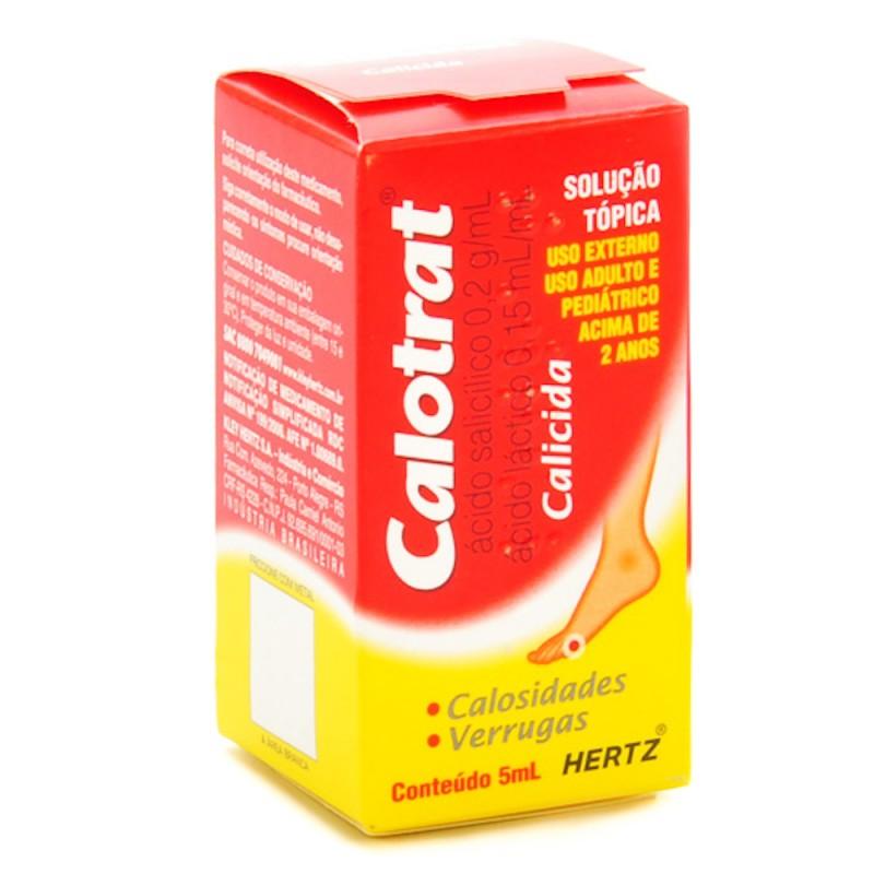 Foto 1 - CALOTRAT SOL TÓPICA C/5ML