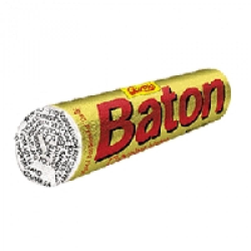 Foto 1 - Chocolate Baton 16 gramas Branco