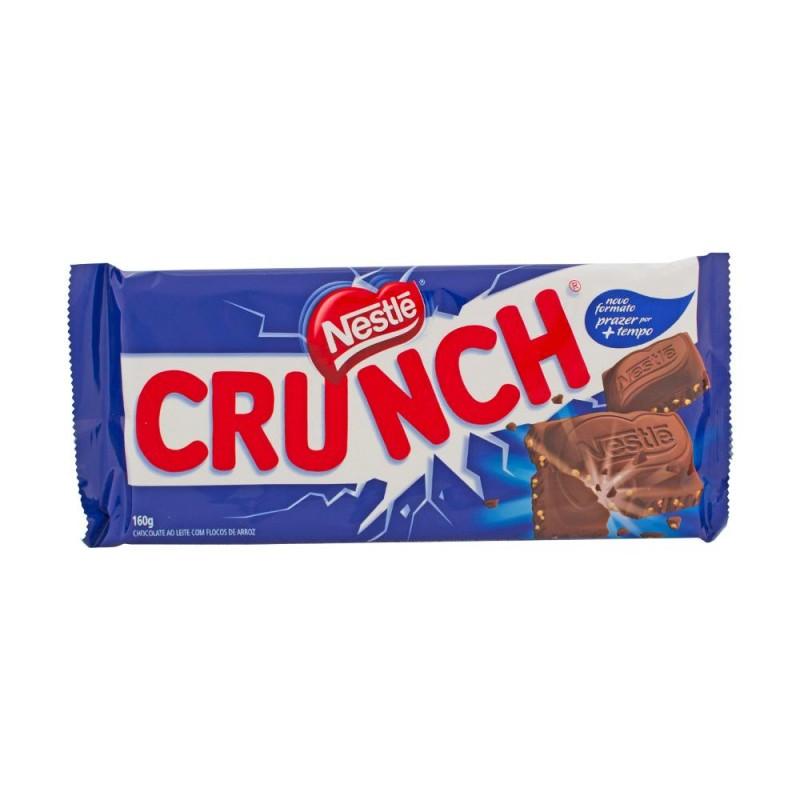 Foto 1 - Chocolate Nestlé Crunch 160g