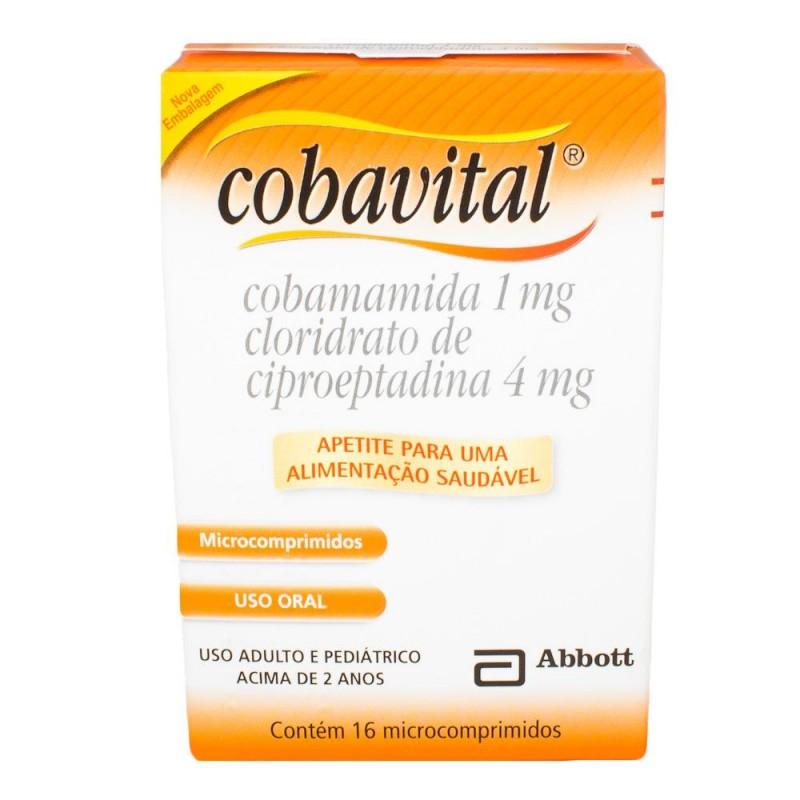 Foto 1 - Cobavital com 16 Comprimidos