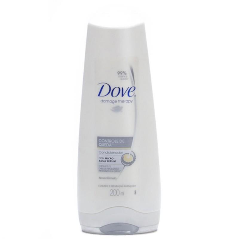 Foto 1 - Condicionador Dove Controle de Queda com 200ml