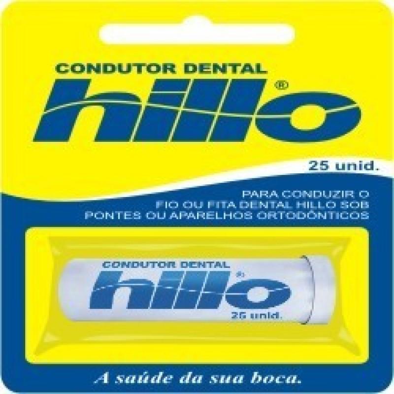 Foto 1 - Fio Dental Hillo com 25 unidades