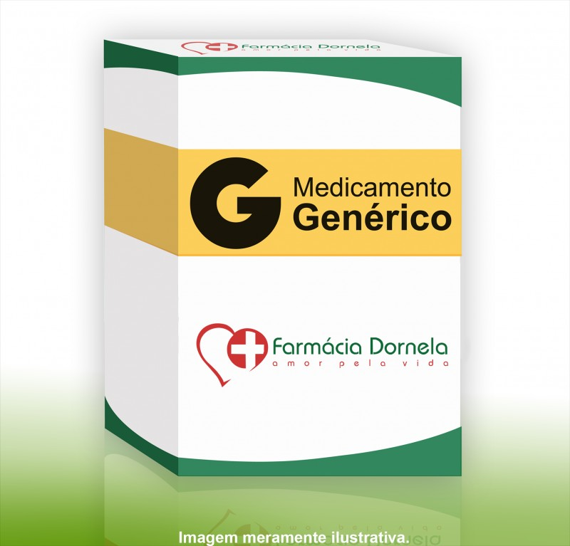 Foto 1 - Clortalidona 12,5mg com 60 Comprimidos Ems Genérico