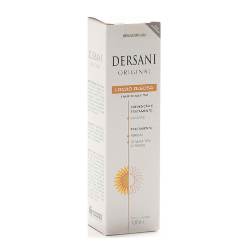 Foto 1 - Loção oleosa dersani com 100 ml