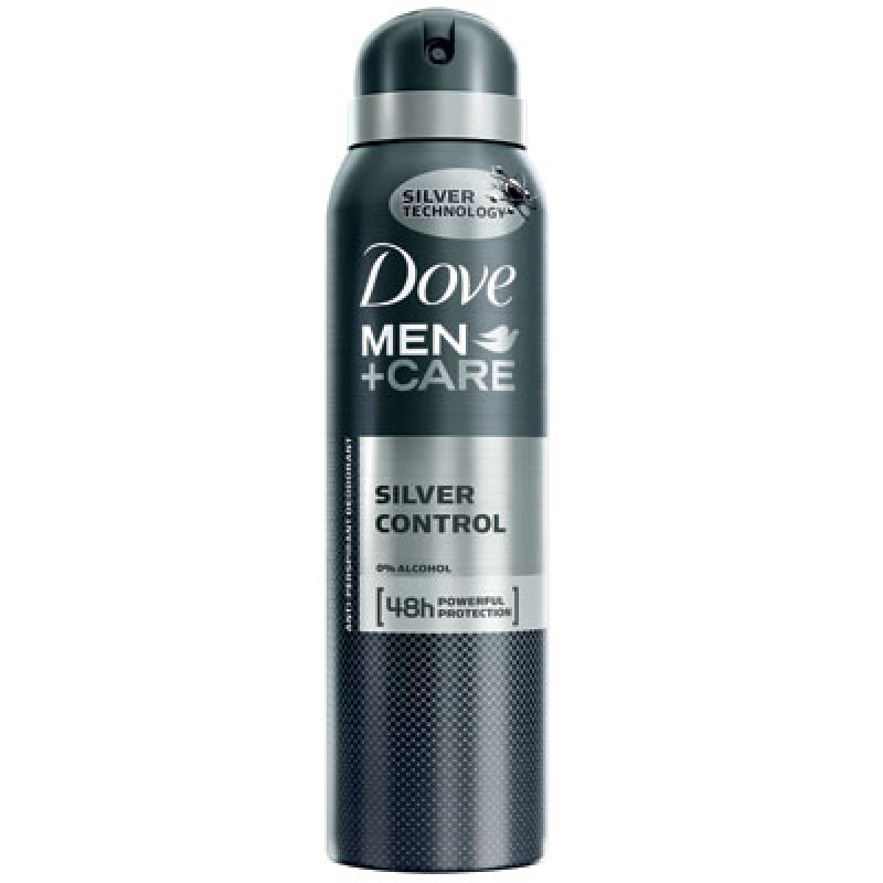 Foto 1 - Desodorante Dove Aerosol Antitranspirante For Men 150ml
