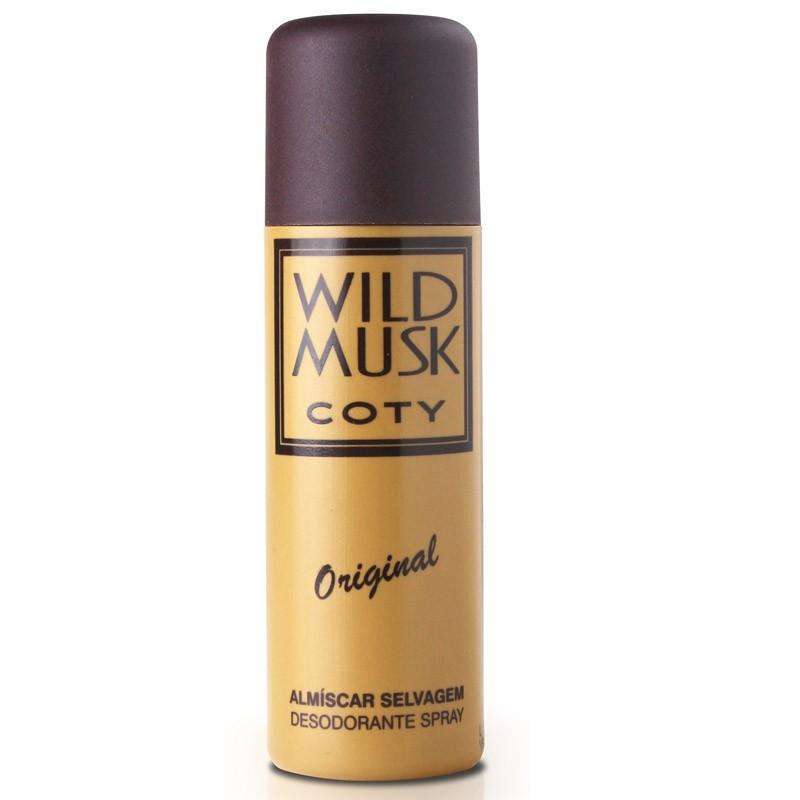 Foto 1 - Desodorante Spray Wild Musk Original 90ml