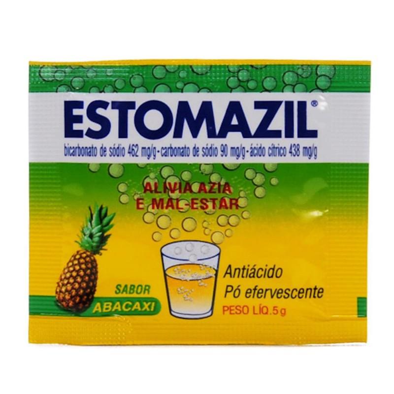 Foto 1 - Estomazil pó abacaxi envelope de 5 gramas
