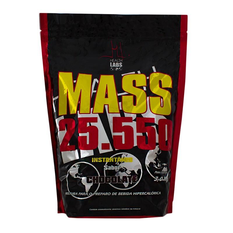 Foto 1 - Mass 25.500 Health Labs c/3kg