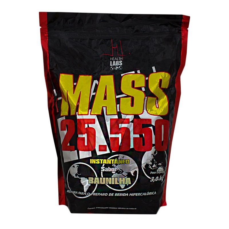 Foto 1 - Mass 25.500 Health Labs c/3kg