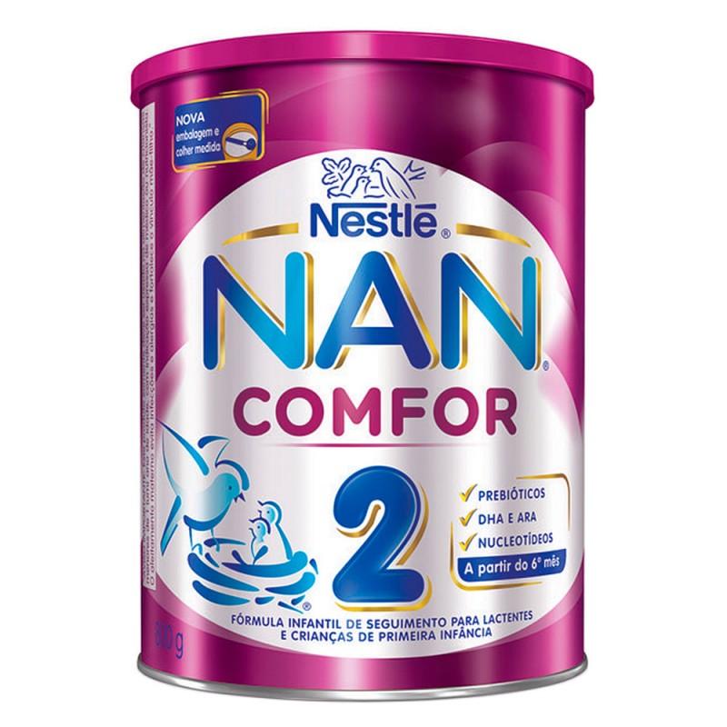 Foto 1 - Nan Comfor 2 c/800gr