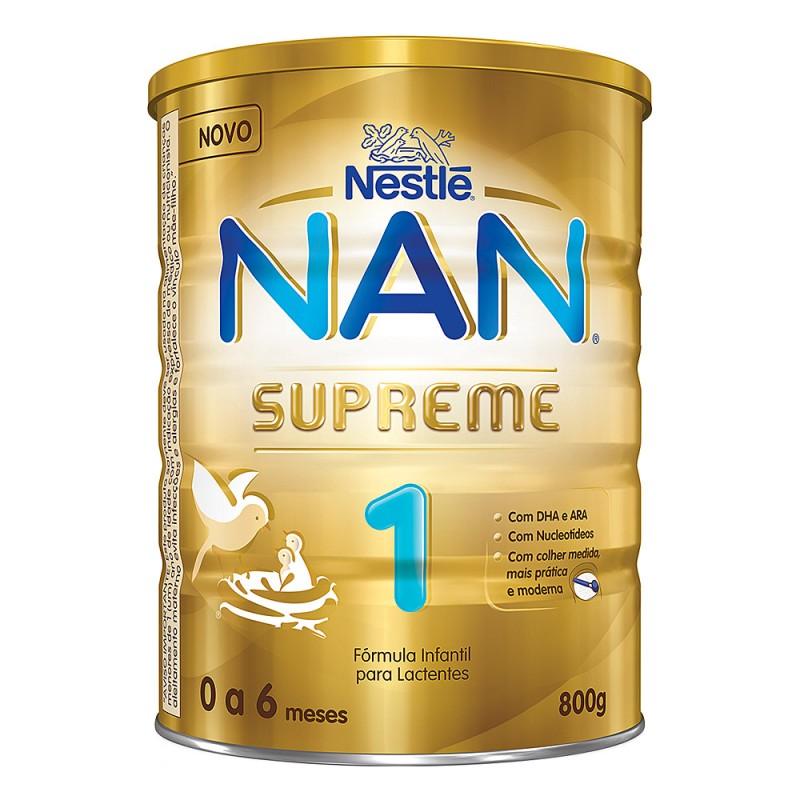 Foto 1 - Nan Supreme 1 c/800gr