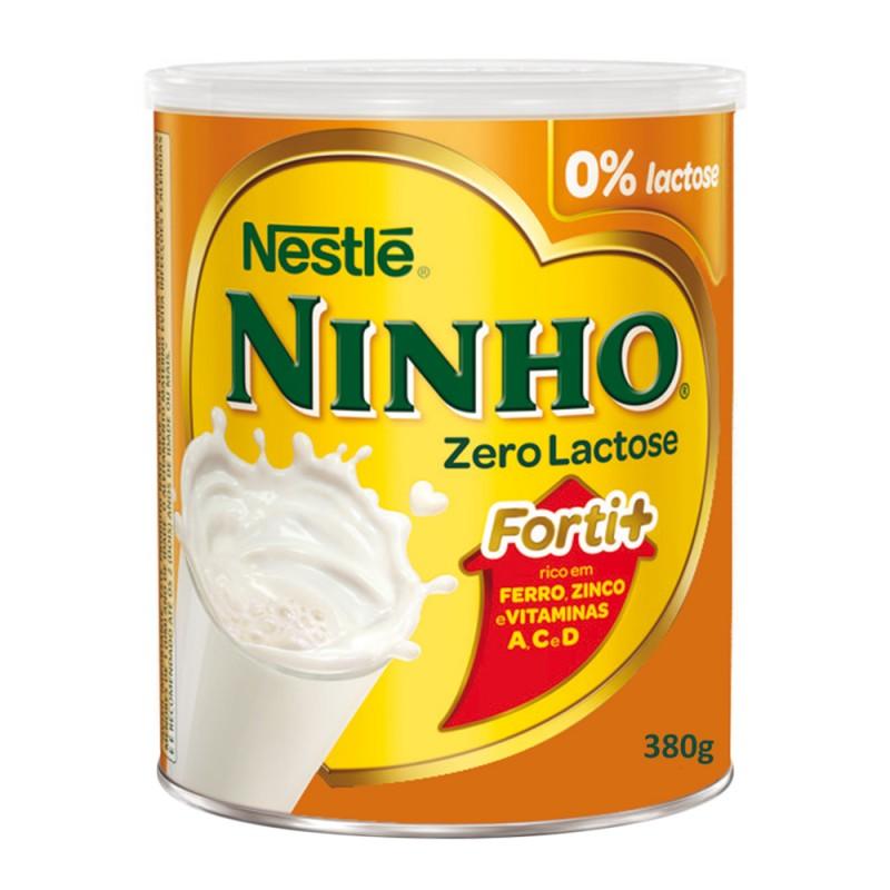 Foto 1 - Ninho Forti Zero Lactose c/380gr