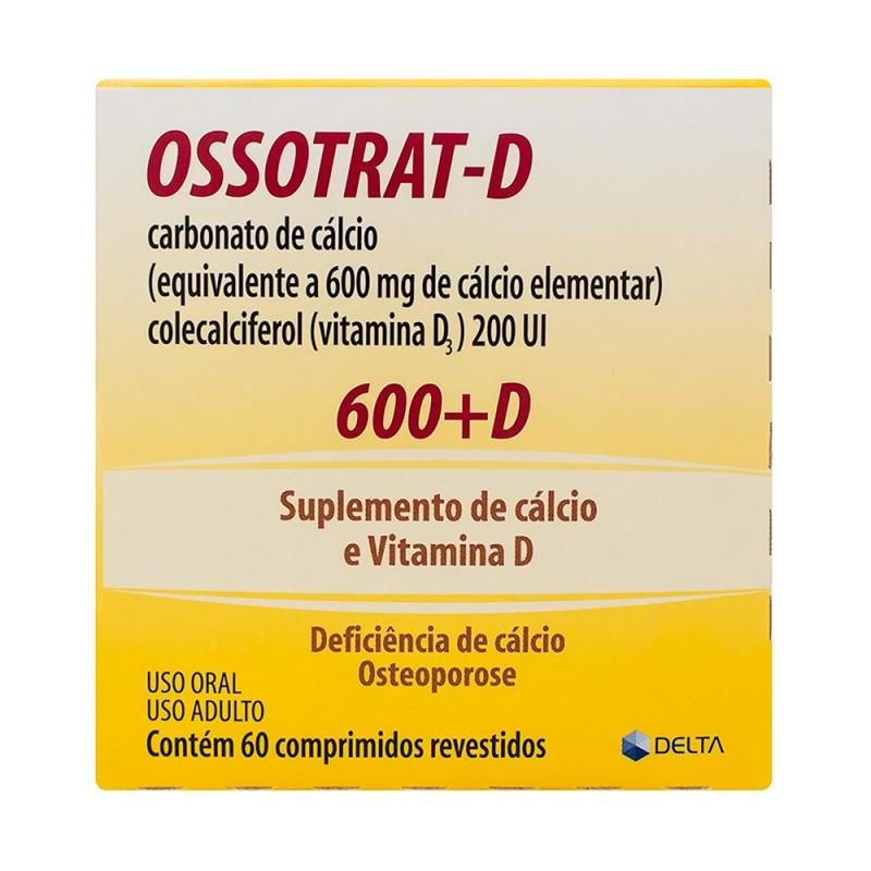 Foto 1 - Ossotrat D c/60cp