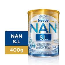 Foto 1 - Nan Sem Lactose de Seguimento para Lactentes com Restrição de Lactose com 400g