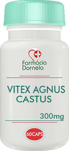Imagem do produto Vitex Agnus Castus 300mg - Acabe com a TPM