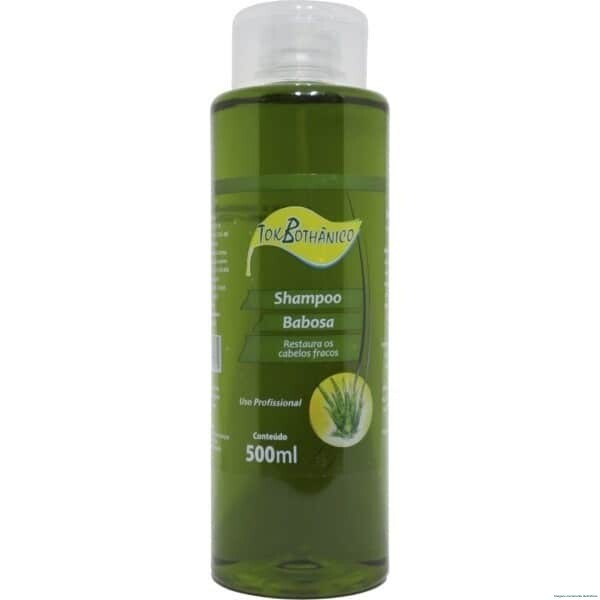 Imagem do produto Shampoo Tok Bothanico Babosa c/500ml