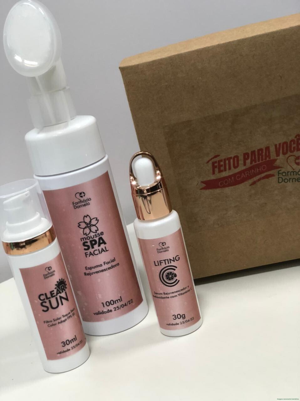 Imagem do produto Kit Skin Care