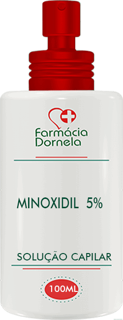 Imagem do produto Minoxidil 5% Loção Capilar