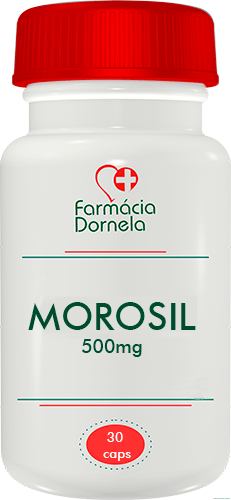 Imagem do produto Morosil 500 mg 30 caps
