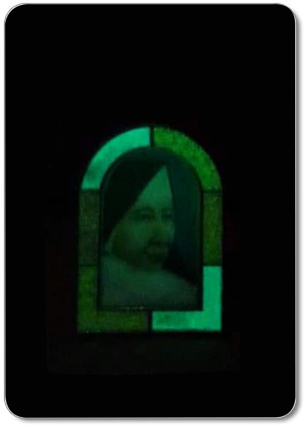 Foto2 - Item 2644-L Adorno de Mesa Luminoso 5cm