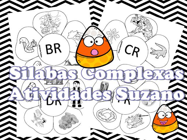 Sílabas Complexas 3