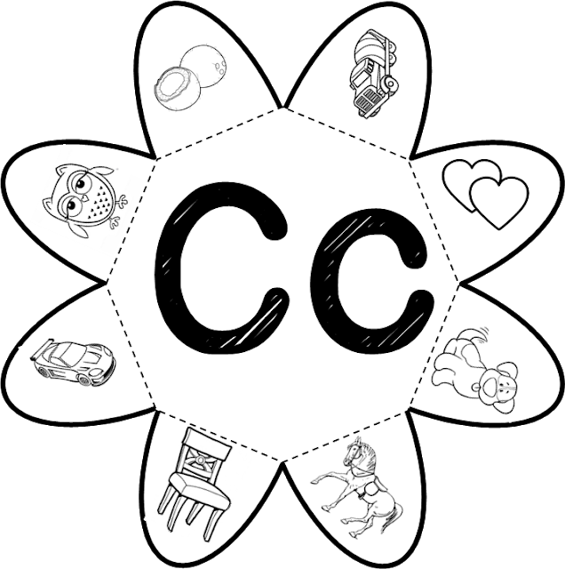 Atividade interativa letra C