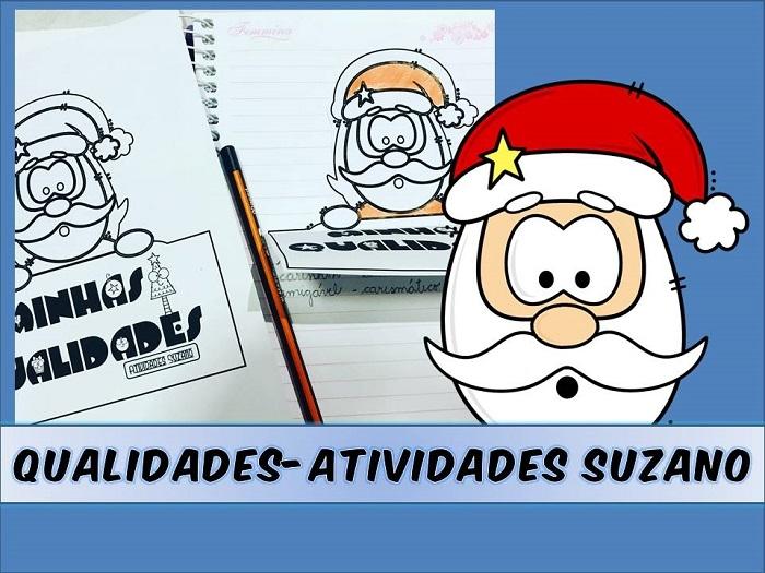 Atividade de Língua Portuguesa: Adjetivos de qualidade
