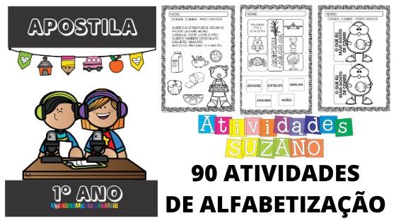 Imagem do produto Apostila de alfabetização