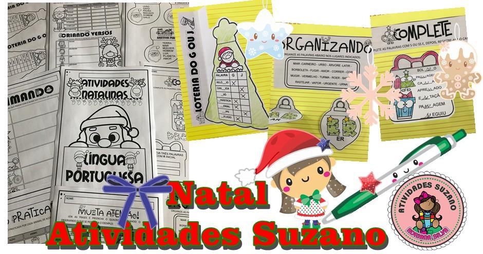 Imagem do produto Atividades de Língua Portuguesa: Atividades natalinas 2º ano