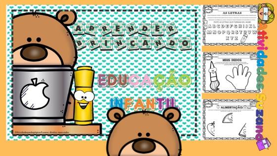 Imagem do produto Atividades para Educação Infantil 4