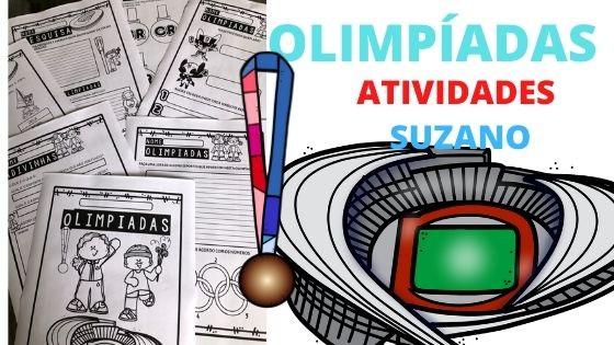Imagem do produto Atividades sobre as Olimpíadas