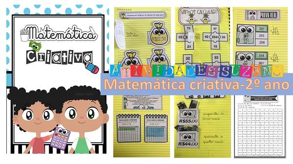 Imagem do produto Matemática lúdica para ensino fundamental