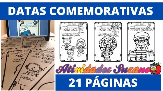 Imagem do produto Pacote Datas comemorativas