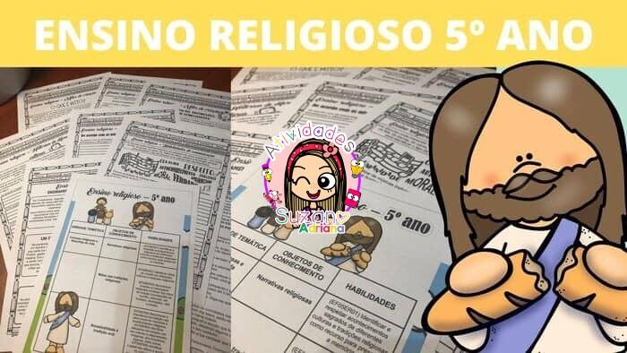 Imagem do produto Ensino Religioso 5º ano