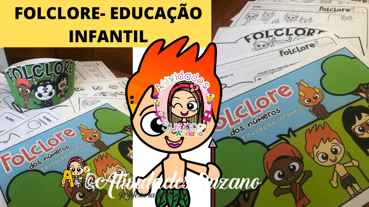Imagem do produto Folclore dos números - Educação Infantil