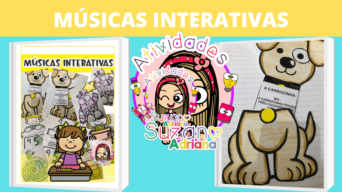 Imagem do produto Músicas interativas infantis