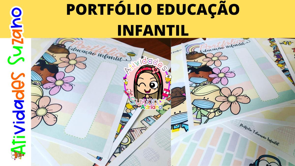 Imagem do produto Portfólio Educação Infantil