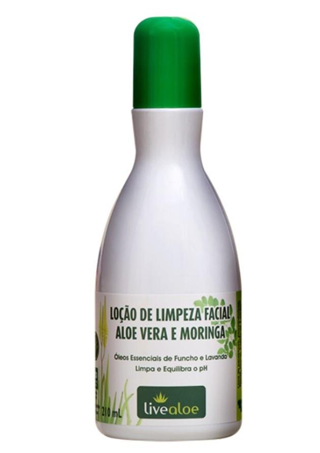 Foto 1 - LOÇÃO DE LIMPEZA FACIAL