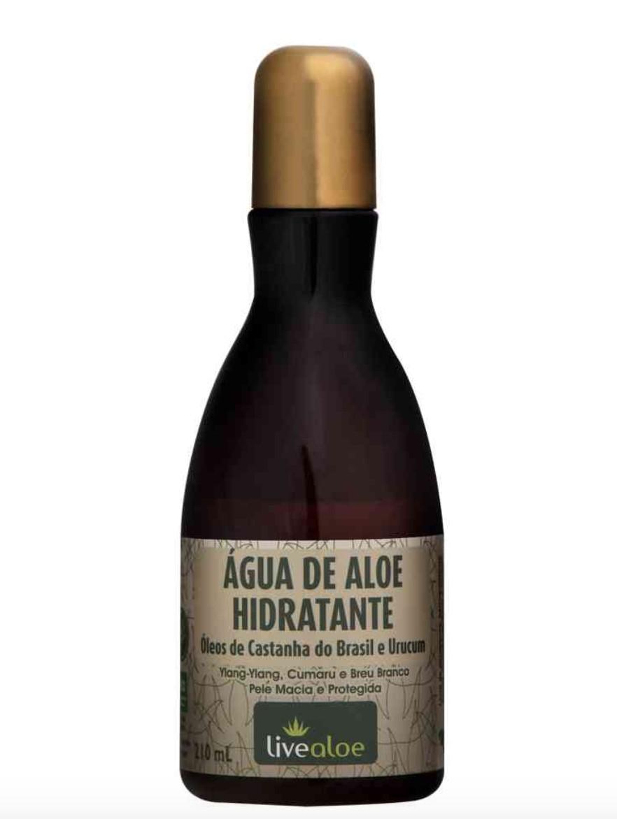 Foto 1 - ÁGUA DE ALOE HIDRATANTE