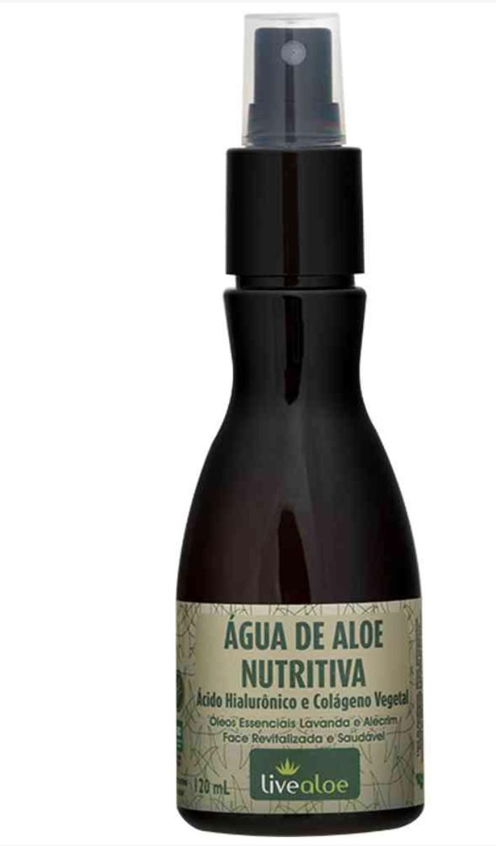 Foto 1 - ÁGUA DE ALOE NUTRITIVA