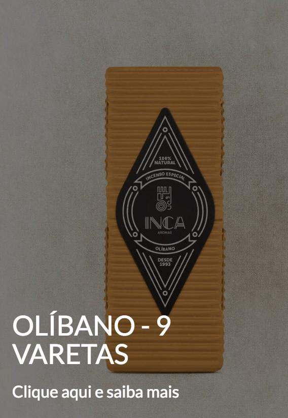 Foto 1 - Especial -Incenso Olíbano - 9 varetas