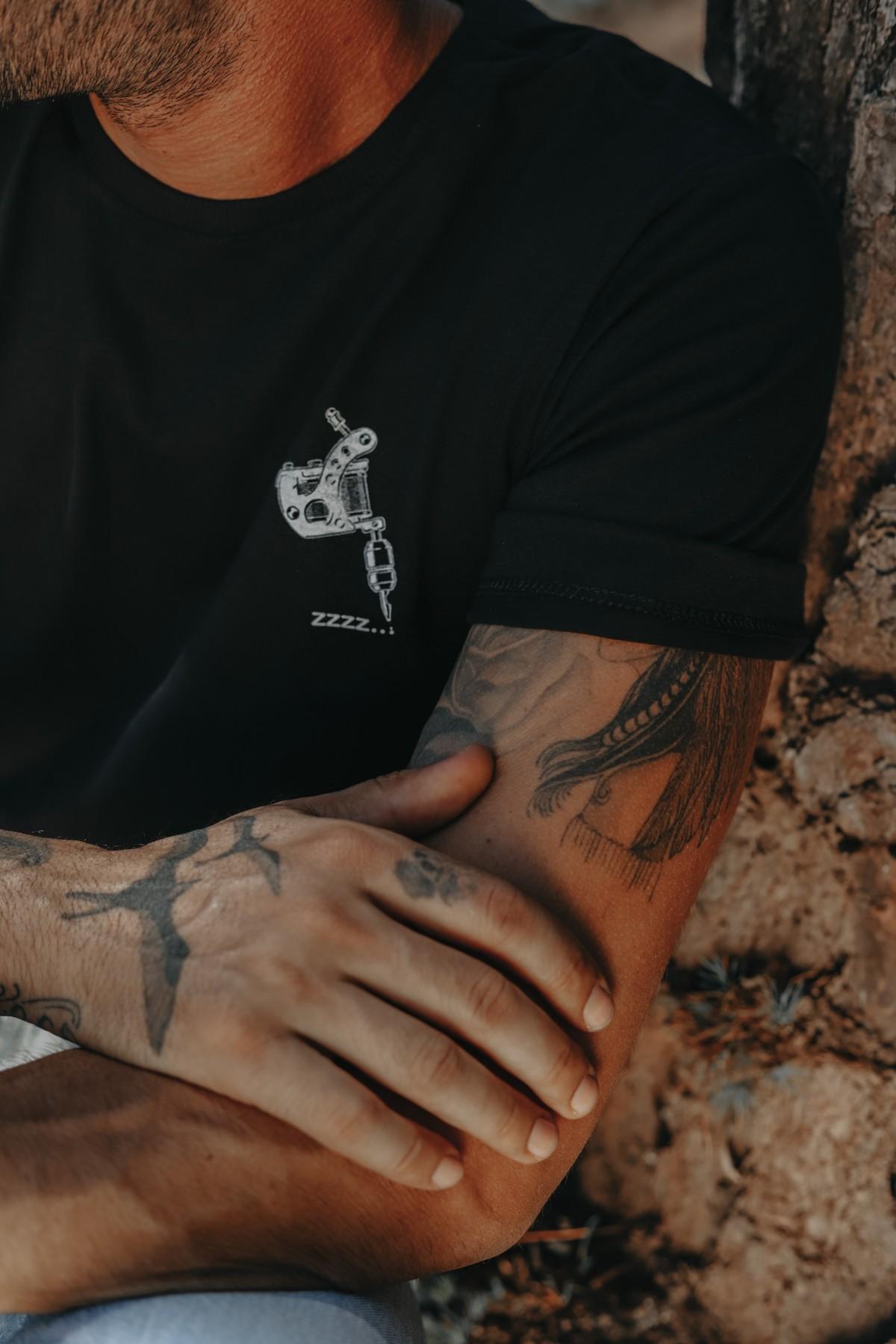 Foto1 - Camisa Tatoo