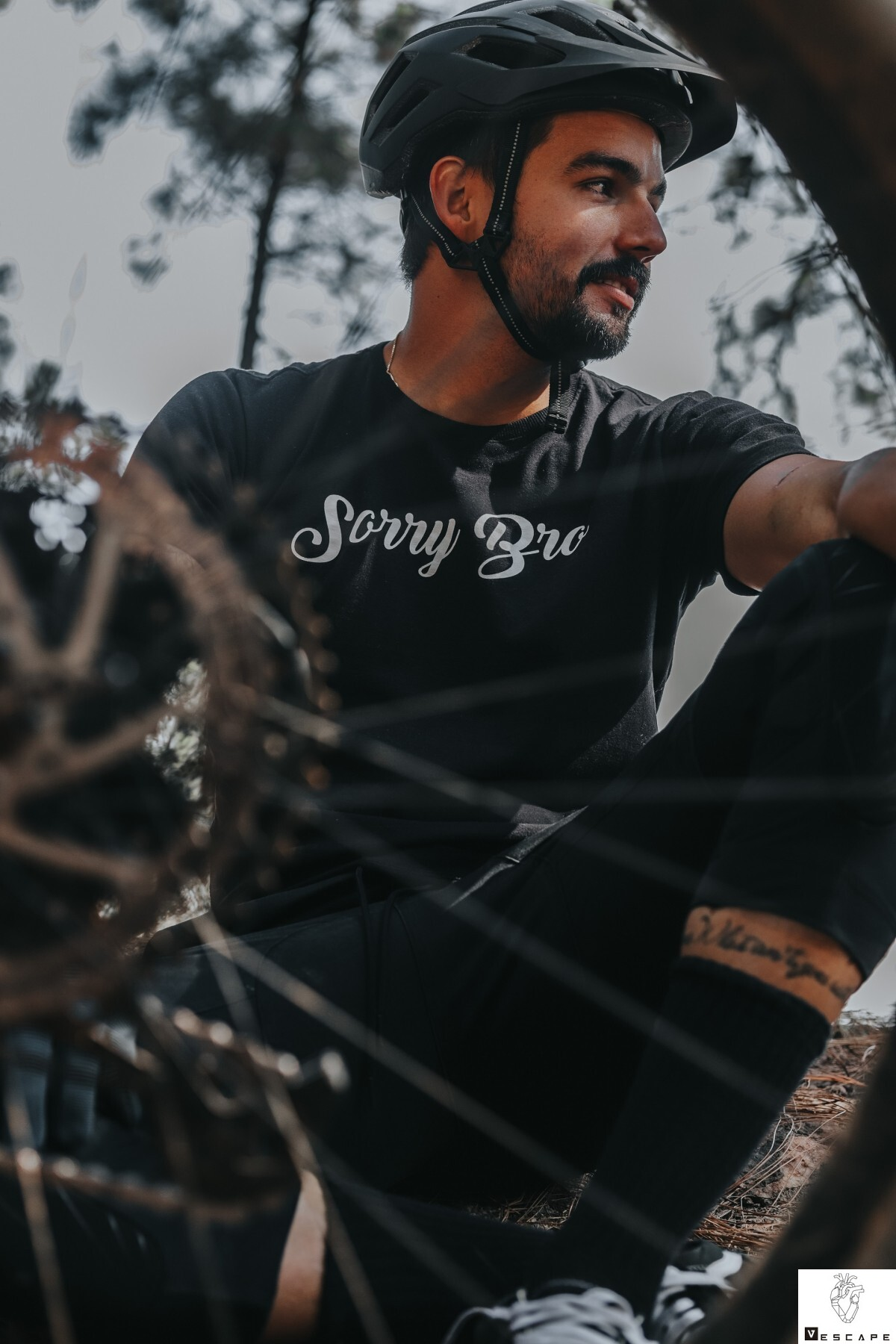 Foto 1 - Camisa Sorry Bro