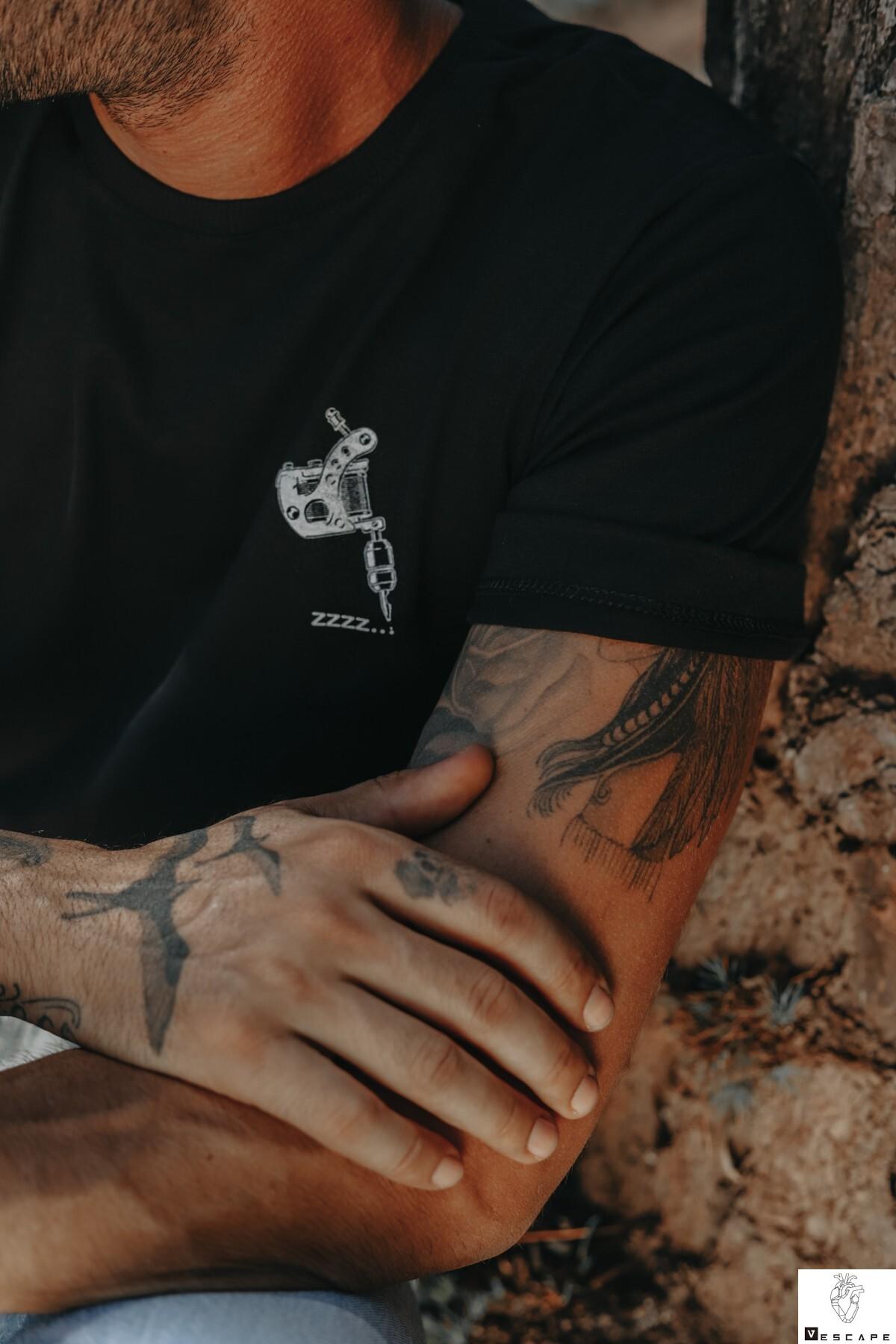 Foto 1 - Camisa Tatoo