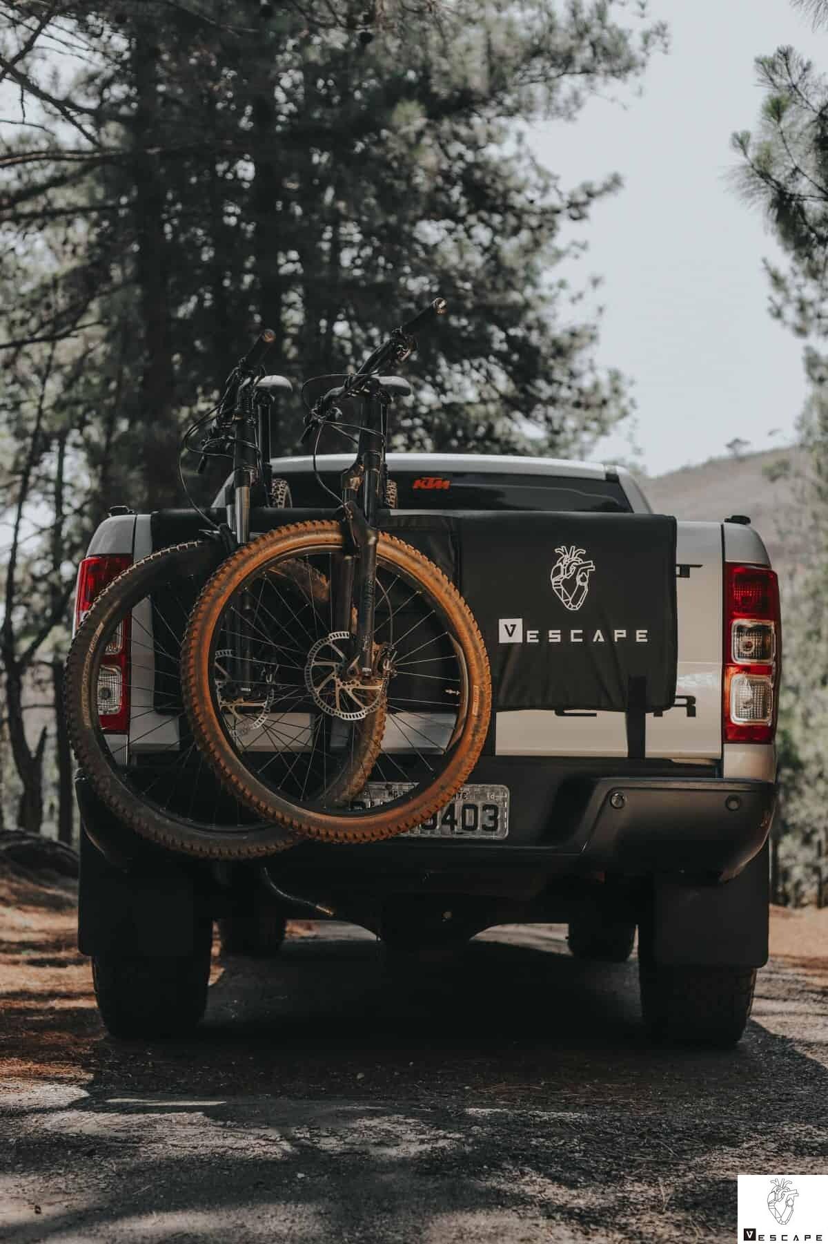 Foto 1 - TruckPad VEscape - Transbike Tamanhos P, M e G