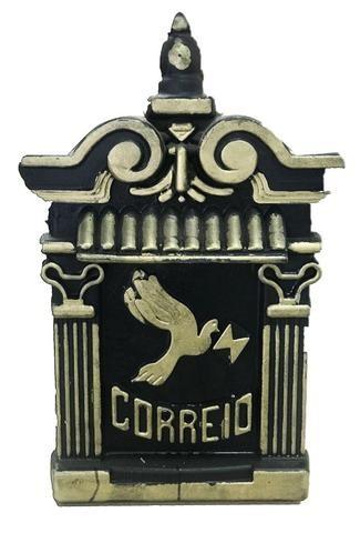 Imagem do produto CAIXA DE CORREIO EM PVC POMBINHO