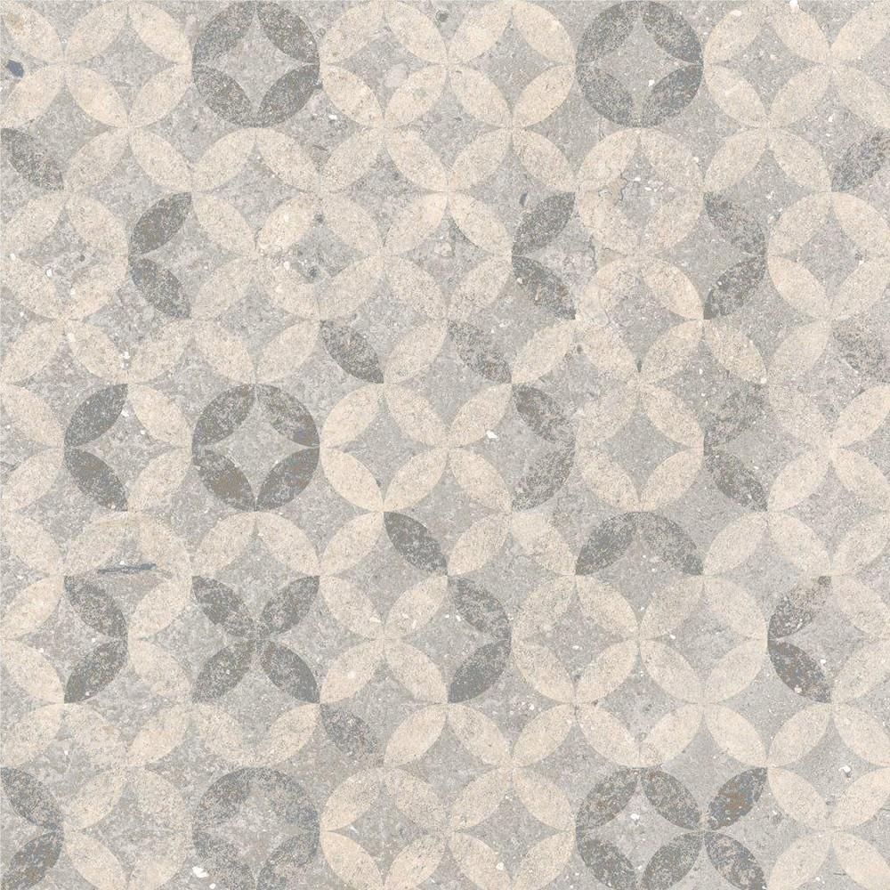 Imagem do produto LADRILHO RETIFICADO DECORADO ACETINADO - 25x25cm - LANZI