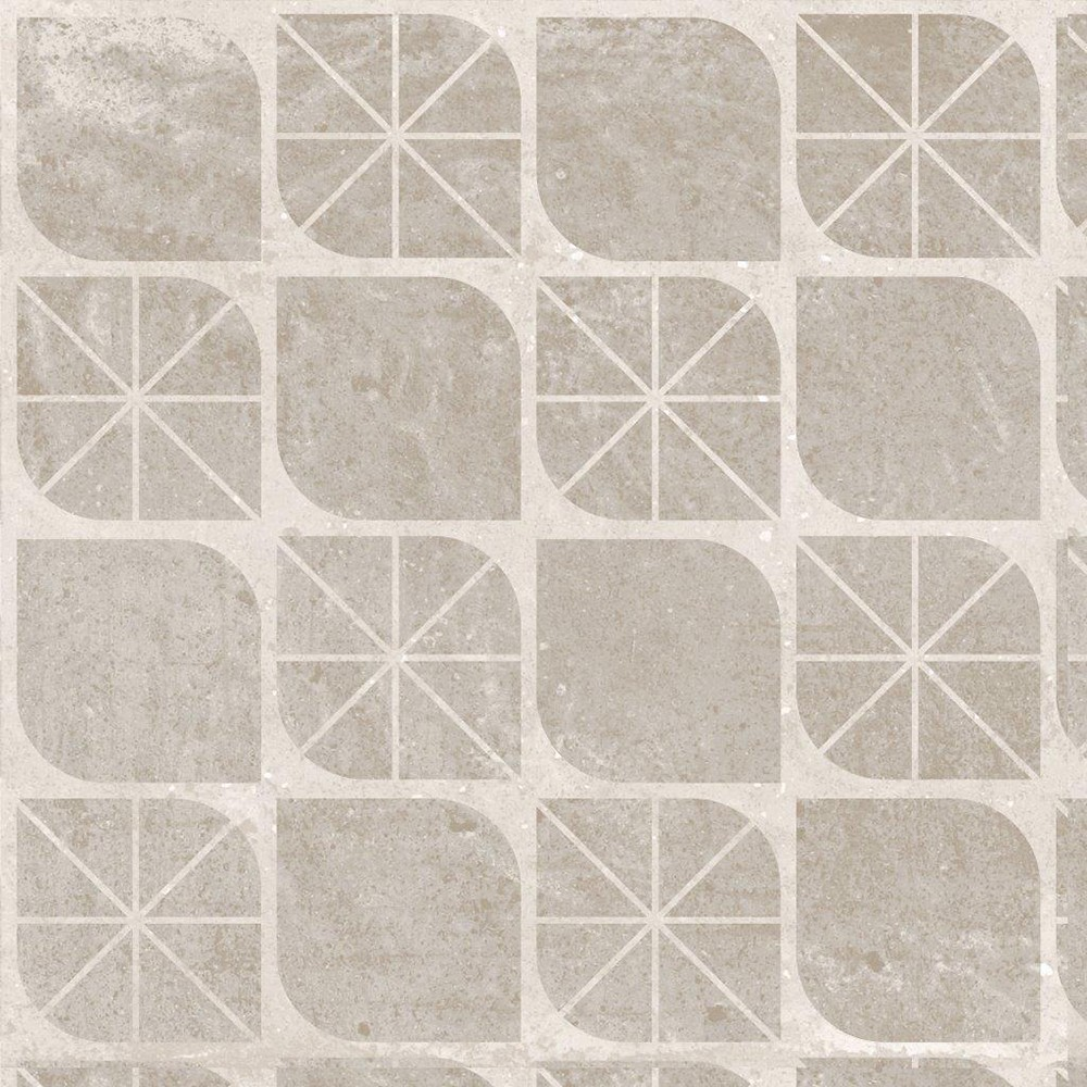 Imagem do produto LADRILHO RETIFICADO DECORADO ACETINADO (POR Pç) - 25x25cm - LANZI