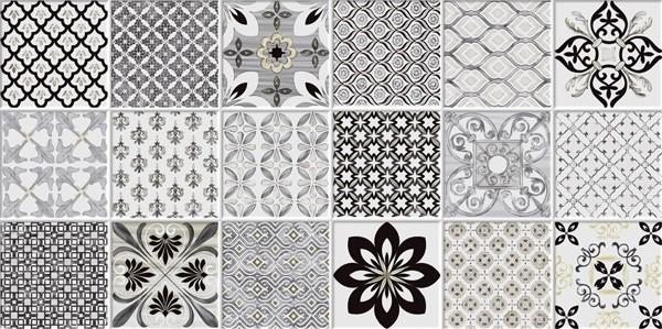 Imagem do produto KIT LANZI RETIFICADO DECORADO (Por Pç) - 30x60cm
