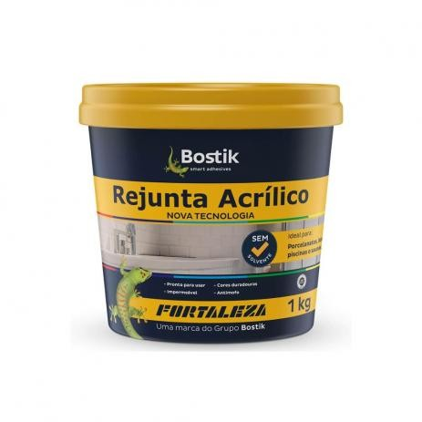 Imagem do produto REJUNTA ACRÍLICO - 1KG - FORTALEZA